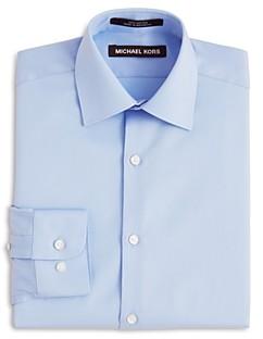 Michael Kors Boys' Dress Shirt - Big Kid