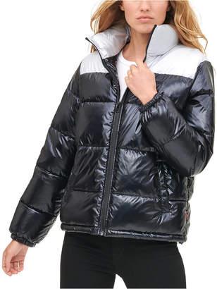Levi's Women Pearlized Puffy Jacket