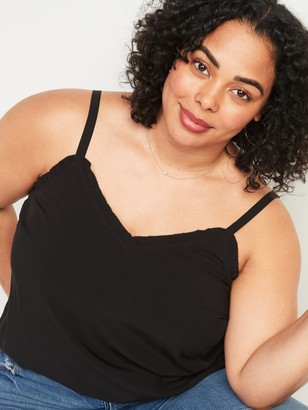Old Navy Ruffled V-Neck Plus-Size Cami Top