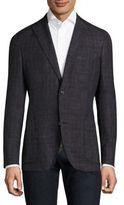 Boglioli Silk & Wool Blend Jacket