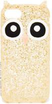 Kate Spade Silicone Owl iPhone 7 / 8 Case