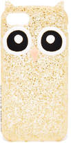 Kate Spade Silicone Owl iPhone 7 Case