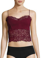 Free People Lace-Trimmed Bralette