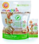 Munchkin Arm and Hammer - Laundry Stain Treatment - 36 Stain Treatment Wipes