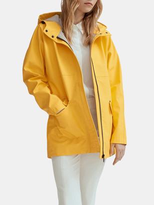 Noize Mila Mid-Length Raincoat