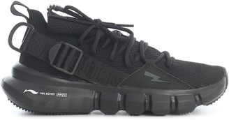 Neil Barrett Bolt Essence 2.3 Low-Top Sneakers