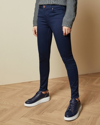Ted Baker Super Skinny Rinse Wash Jeans