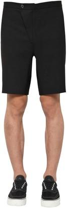Ambush Slim Fit Wool Blend Shorts