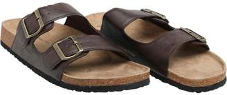 French Connection Mens Sandals Brown