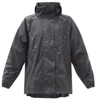 adidas by Stella McCartney Truepurpose Mesh-lined Windbreaker Jacket - Black