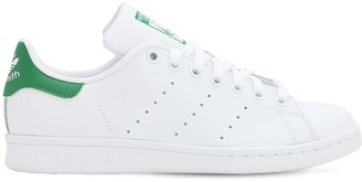adidas STAN SMITH LEATHER SNEAKERS