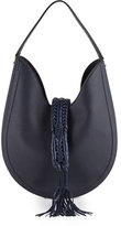 Altuzarra Ghianda Large Leather Hobo Bag