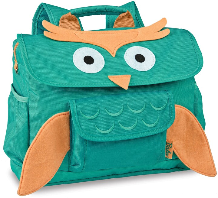 Bixbee Animal Pack - Owl Backpack
