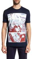 Ben Sherman Photo Graphic Tee
