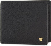 Versace Medusa leather billfold wallet