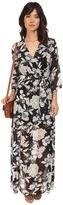 Brigitte Bailey Danica Bell Sleeve Maxi Dress