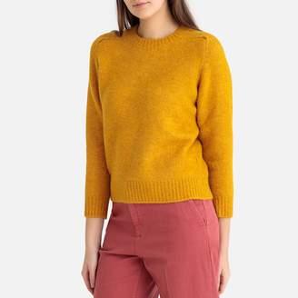 soeur Envie Crew Neck Knitted Jumper