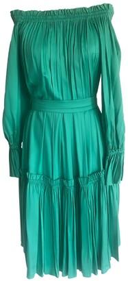 Onelady Tais Off The Shoulder Midi Dress