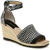 Enzo Angiolini Women's Pritt Wedge Sandal
