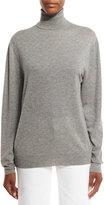 Ralph Lauren Cashmere Turtleneck Sweater, Gray