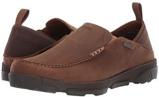 OluKai Na'i WP (Black/Black) Men's Shoes