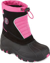 totes Bella Girls Cold-Weather Boots - Little Kids/Big Kids