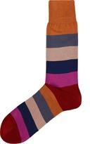 Colour Block Main Socks
