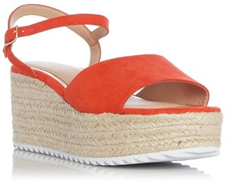 Head Over Heels Kendon Platform Espadrille Sandals