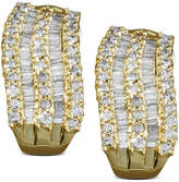 Effy D'Oro by Diamond Earring (1-3/8 ct. t.w.) in 14k White or Yellow Gold