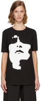 Neil Barrett Black Oversized Siouxsie T-Shirt