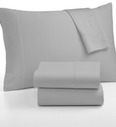 Sunham Brentford Full 6-pc Sheet Set, 450 Thread Count 100% Cotton