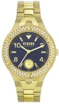 Thumbnail for your product : Versus By Versace Women's Vittoria Gold Tone Stainless Steel Bracelet Watch 38mm