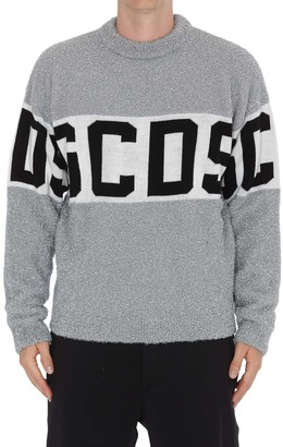 GCDS Logo Lurex Sweater