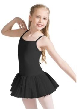 Capezio Big Girls Tutu Dress