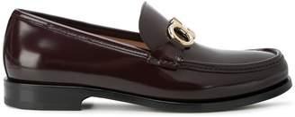 Salvatore Ferragamo Gancini Bit loafers