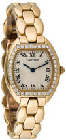 Cartier Tonneau Lady Watch