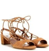 Tabitha Simmons Lori Suede Sandals