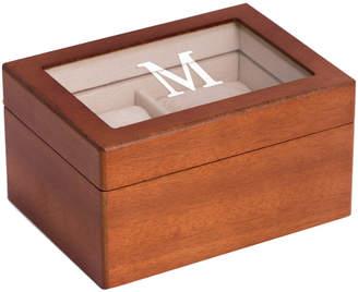 Bey-Berk Bey Berk Cherry Wood 2 Watch Box