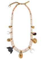 Lizzie Fortunato Land and Sea Necklace