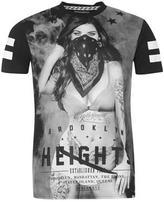 Fabric Girl T Shirt Mens