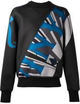 Juun.J graphic sweatshirt