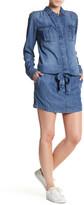 Karen Millen Denim Shirt Dress
