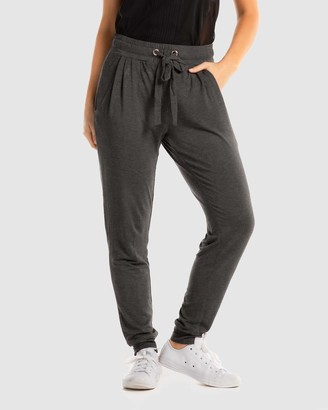 Deshabille Wanderlust Travel Pants in Bag