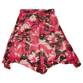 By Malene Birger Pink Silk Skirts