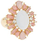 Charlotte Russe Plus Size Embellished Cocktail Ring