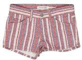 Etoile Isabel Marant Denim Printed Shorts