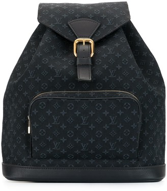 Louis Vuitton 2003 pre-owned Montsouris GM backpack