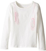 Kate Spade New York Kids - On Pointe Tee Girl's T Shirt