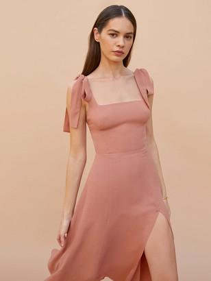 Reformation Twilight Dress