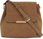 Aldo Ulaodien faux-suede cross-body